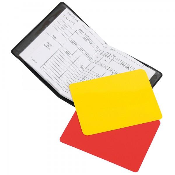 Punainen ja keltainen kortti