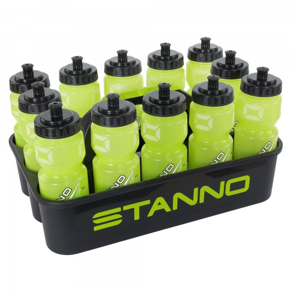 Stanno Bottle Carrier The Luxe + 12 kpl juomapulloja