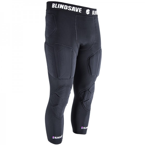 Blindsave 3/4 Tights, Full protection