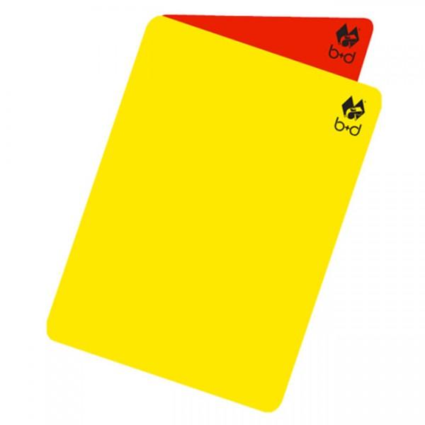 B&D reverse card