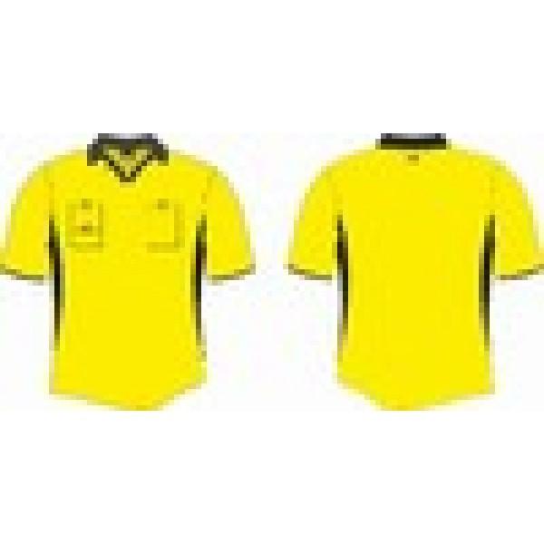 SSBL erotuomaripaita, keltainen