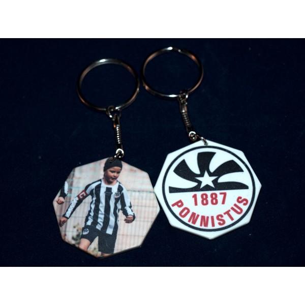 2 kpl setti kuva avaimenperä